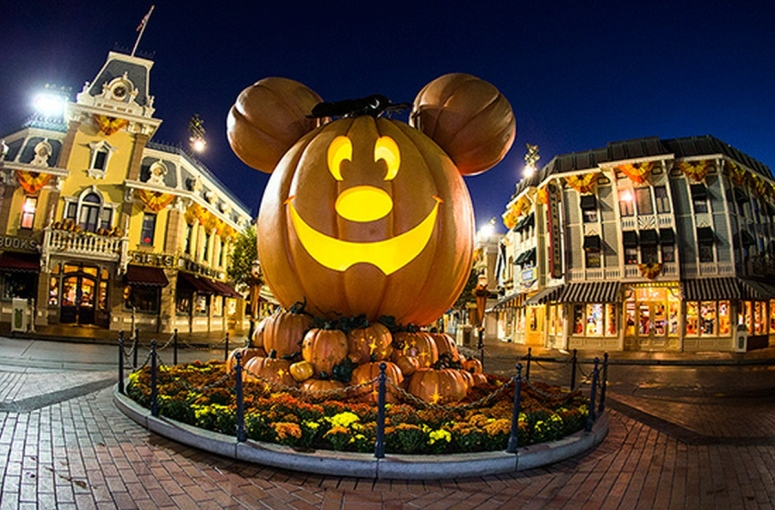 Walt Disney World Fall Events