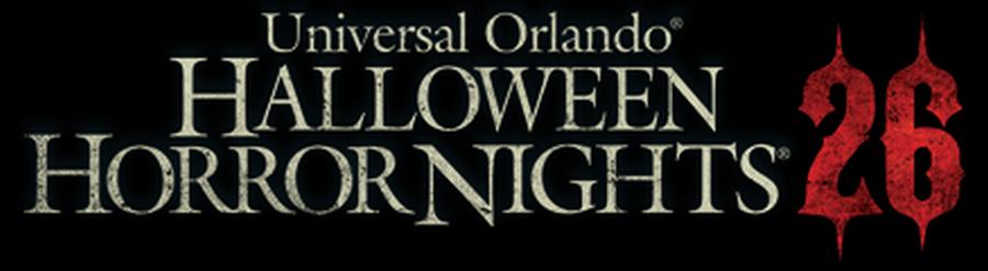 Halloween Horror Nights 26, Premiere Halloween Event Orlando Florida, Halloween Events Orlando
