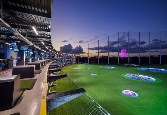 Top Golf Orlando, Interactive golf experience