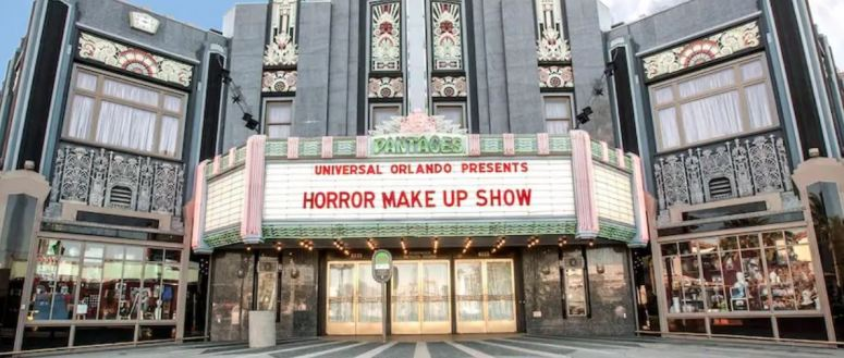 UO Horror Make Up Show